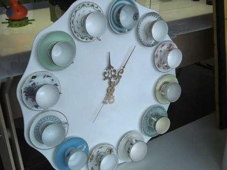 İlginç masa saatleri