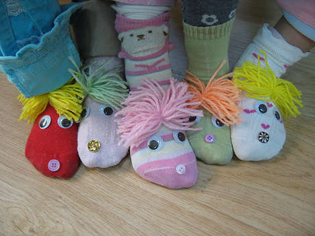 figürlü çoraplar
