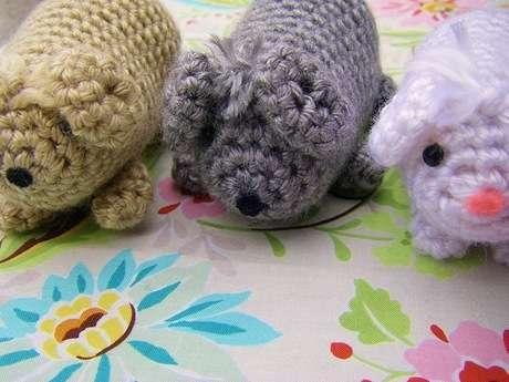 amigurumi domuzcuklar 10marifet.org