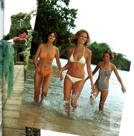 örgü bikini