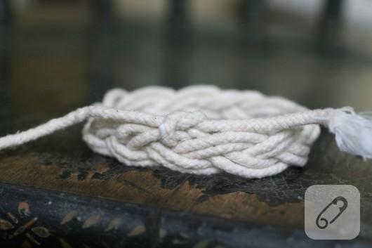 denizci bileklik yapımı