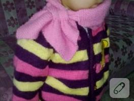 Kızımın boyunluğu