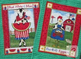 Çiftlik temalı havlu kenarı modelleri