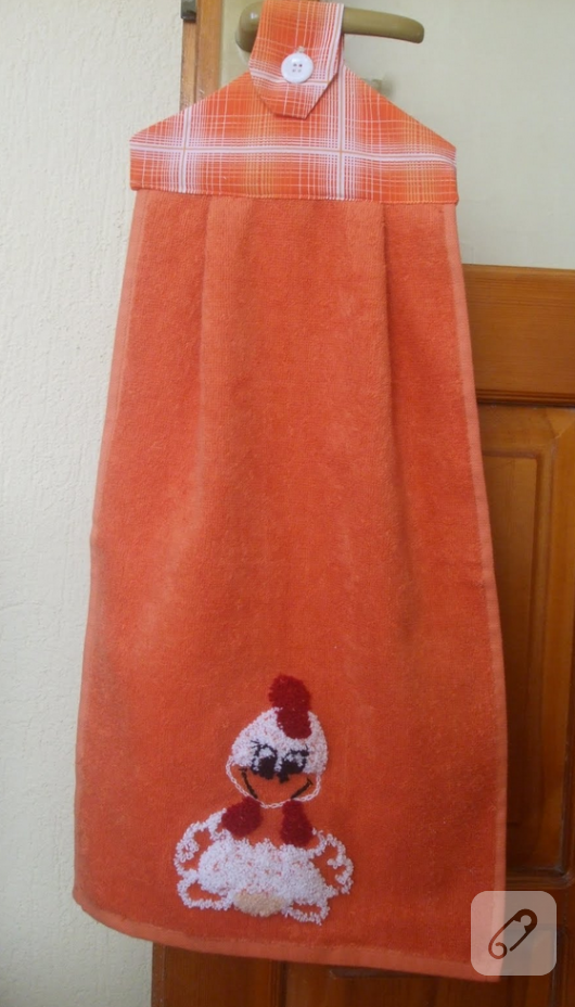 punch havlu kenarı