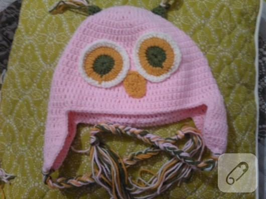 baykuşlu şapka