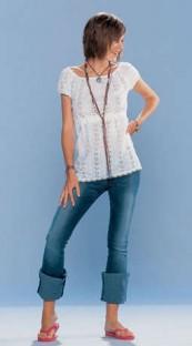 Выкройка Burda (Бурда) - Платье, блуза.