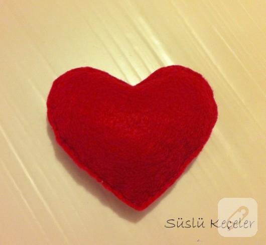 keçe kalp