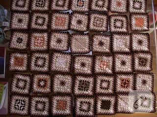 örgü battaniye modelleri