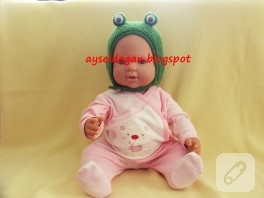 Kurbağa Şapka