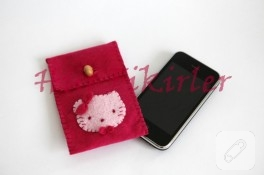 Hello Kitty Telefon Kılıfı
