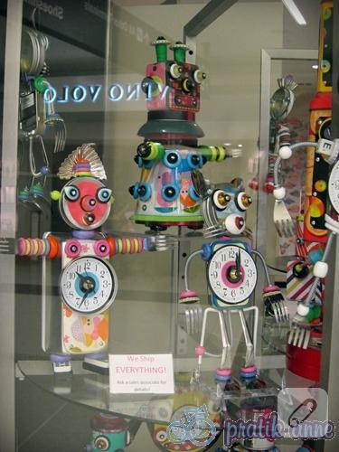 tenekeden robot oyuncak yapımı