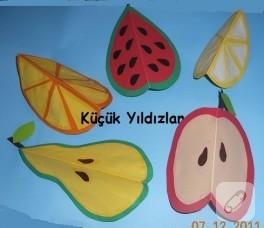 Dilim Dilim Meyveler