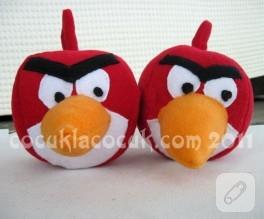 Angry Birds Sarı ve Kırmızı Kuşlar
