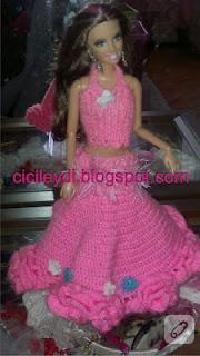 Barbie Giydirme 4