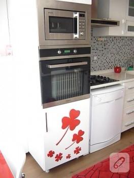 Mutfağınız Stickerlar ile Renk Bulsun