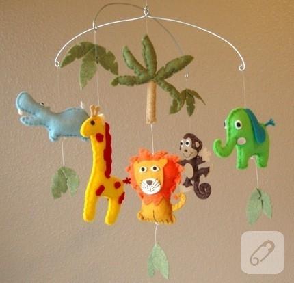 bebek odası süsleri