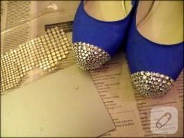 Işıltılı Ayakkabılar