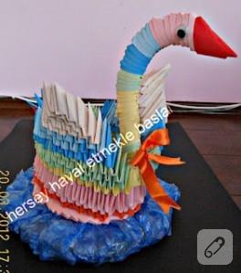 Origami Kuğu