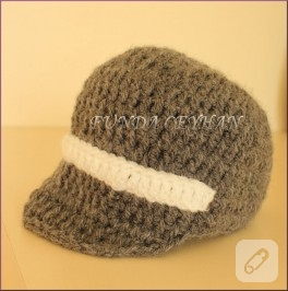 Gagalı şapka