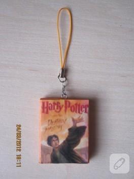 Harry Potter`lı Telefon Aksesuarları