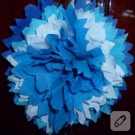 Kağıttan Çiçeklerim