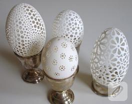 Yumurta Kabuklarıyla Sanat
