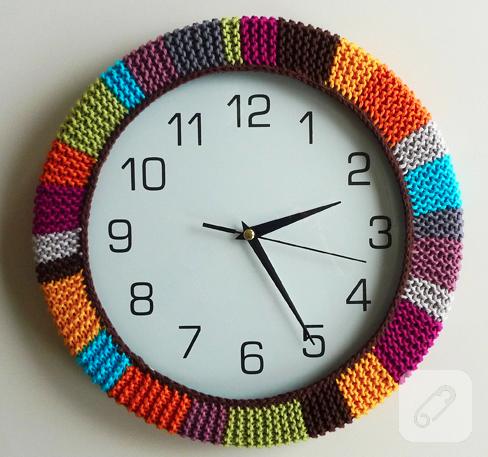 saat süsleme şekilleri