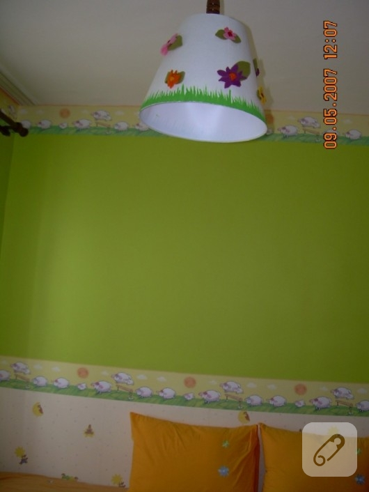 bebek odası süsleme
