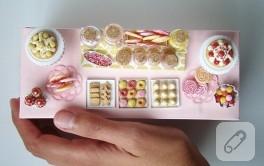 Minyatür pastane