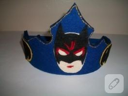 Şimdi de Batman'li Kral Tacı