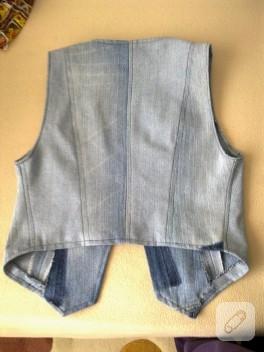 Pantolonun Geri Dönüşümü