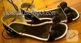 Ayakkabılara Şık Bir Dokunuş