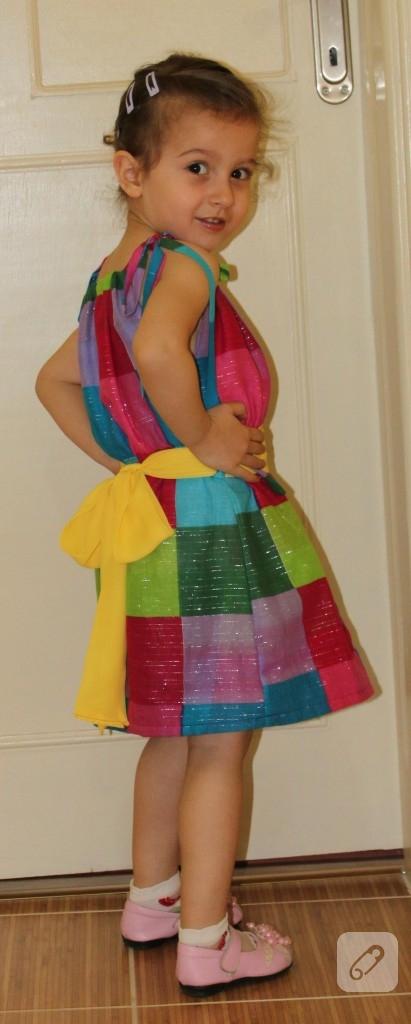 yazlık elbise dikişi