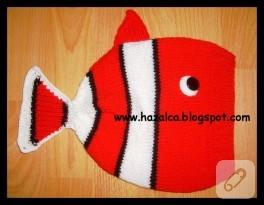 Kırmızı Balık Bere