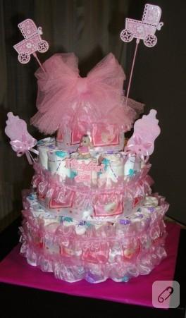 Bebek Bezinden Pasta