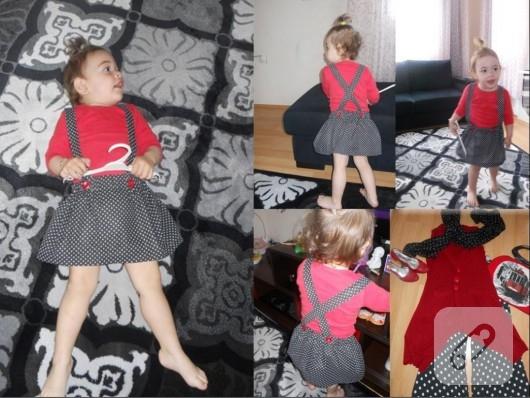 çocuklar için elbise modelleri