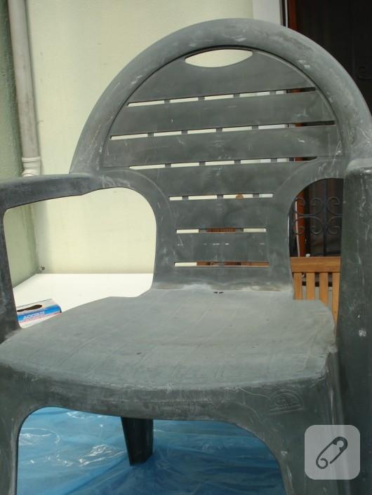 sandalye yenileme