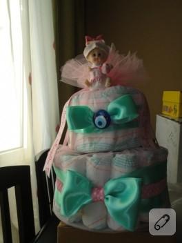 Bebek Bezi Pasta