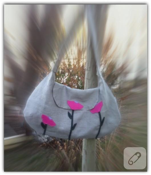 yazlık çanta