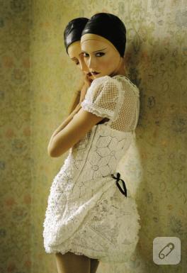 Tığ İşi Elbise: İki Yüzlü Olmayalım