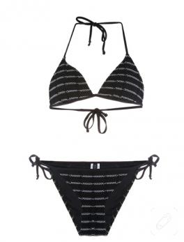 Ralph Lauren Bile Örgü Bikini Yapmış