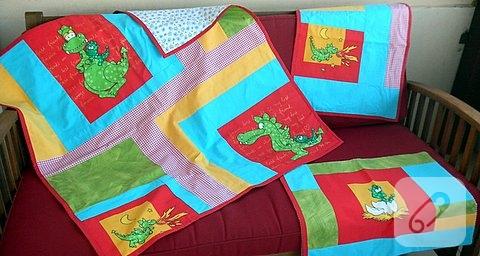 renkli bebek battaniyeleri