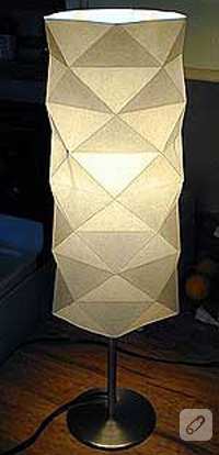 Kağıt Lamba Yapımı