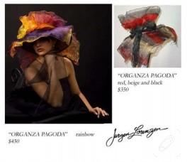 Şapka ve Çiçek Modelleri