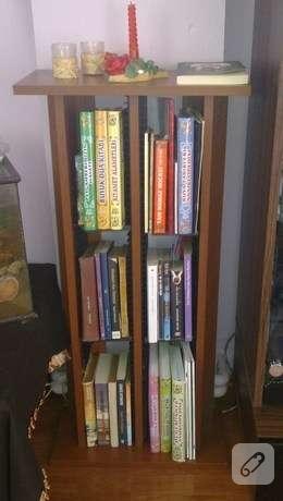 cdlik oldu kitaplık :)