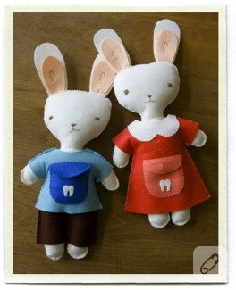 ikiz tavşanlar