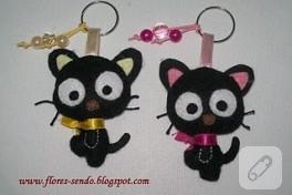 Kara kedilere bakın