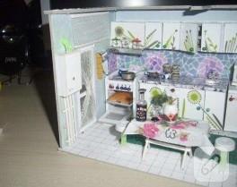 Minyatür mutfak