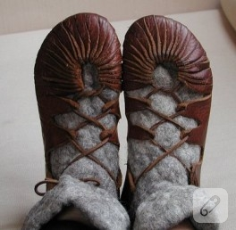 Viking pabuçları