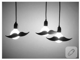 bıyıklı lamba